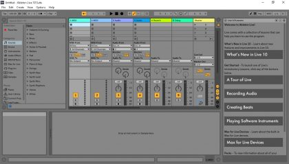 Ableton Live Suite 10